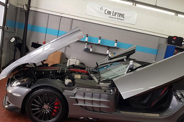 Unsere Leistung im Detail: Premium Fahrzeugkomplettaufbereitung